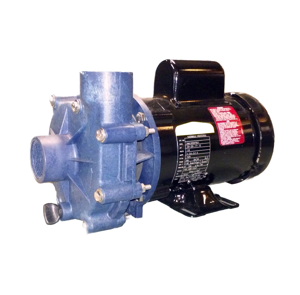 Teton External Pond Pump