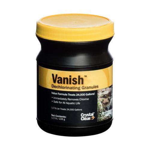 Vanish Dry Dechlorinator