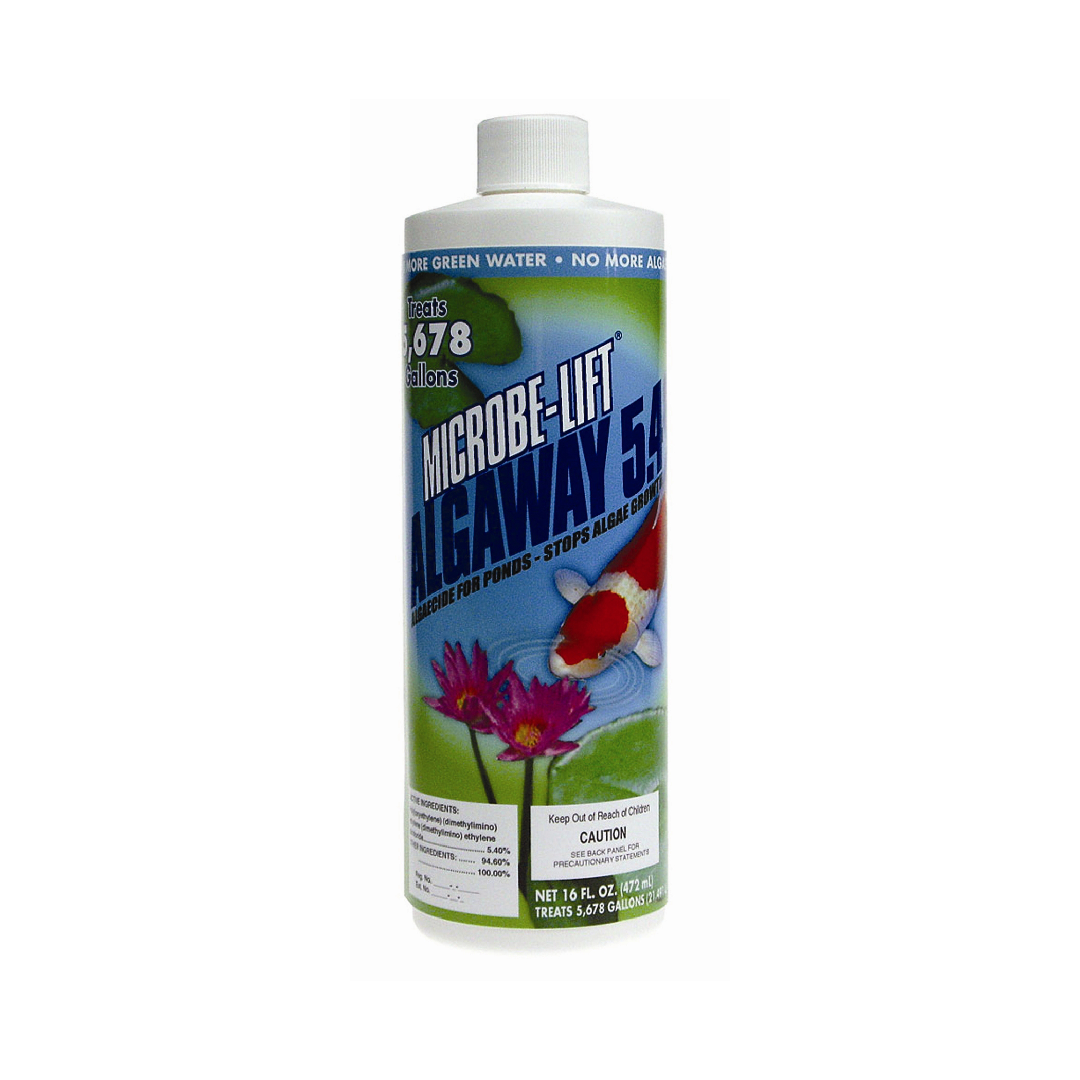 Algaway 5 4 complete ponds for Ornamental fish pond supplies