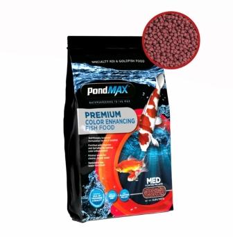 PondMax Color Enhancer Diet